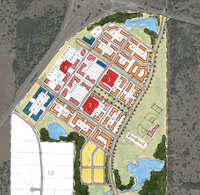 Marble Falls Mixed Use Master Plan2