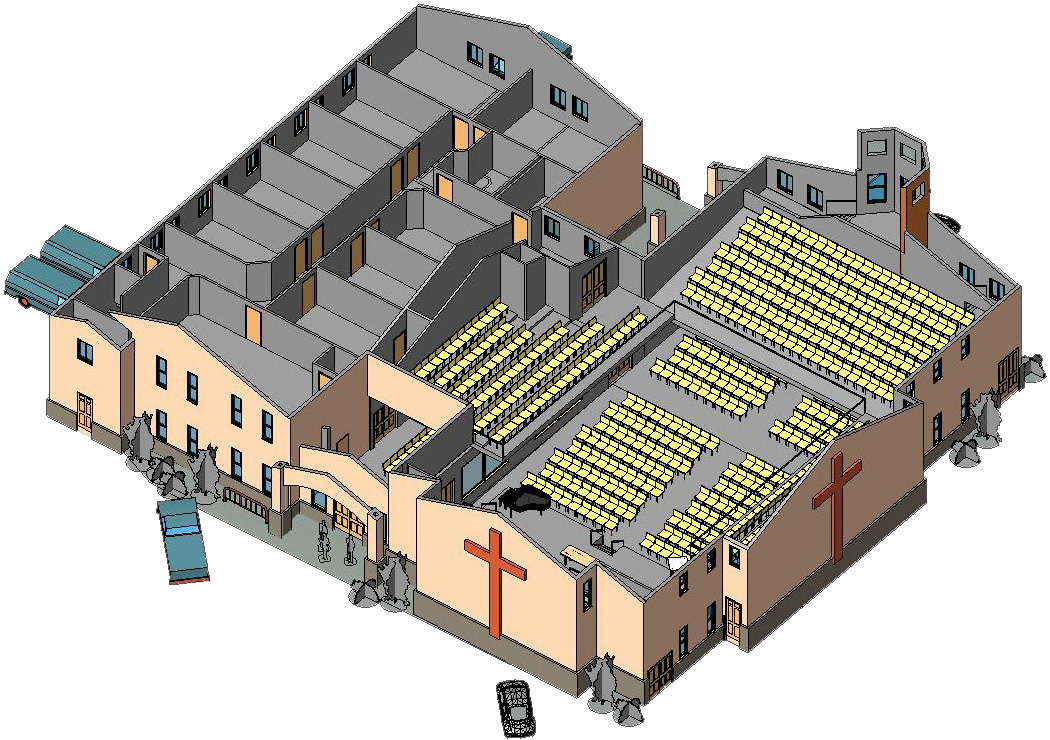 Find Church Floor Plans - Church Construction, Financing
