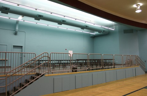 DMIS Stage & Cafeteria small