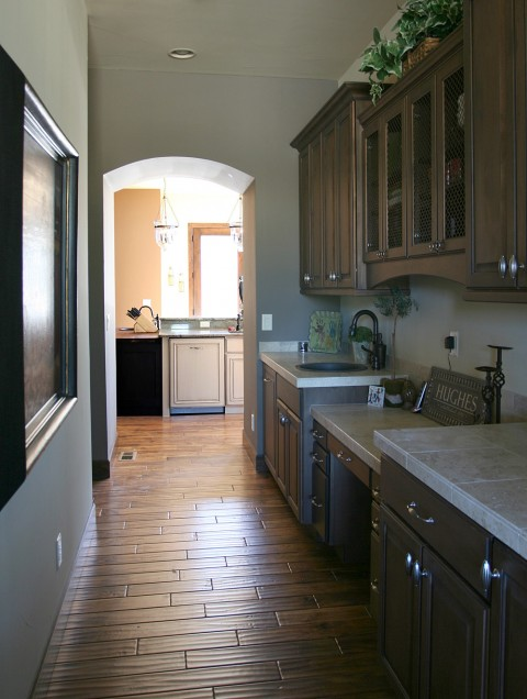 Butler Pantry Cabinetry