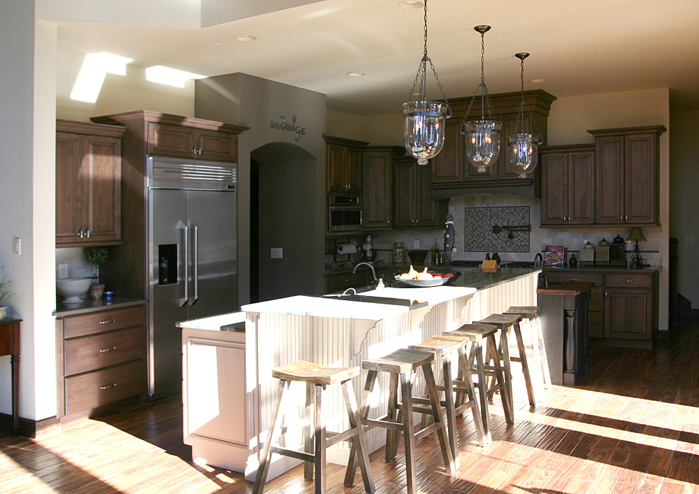 Kitchen cabinets styles for Castle kitchen cabinets