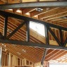 Thumbnail image for Steel Truss Design for Custom Home