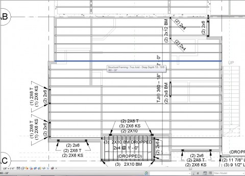 filters in revit for structural framing plans evstudio modern house plans by gregory la vardera architect