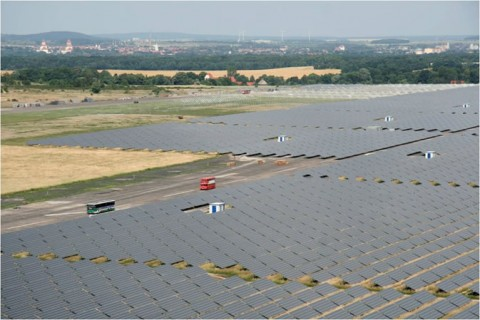 Ground Mount PV Array