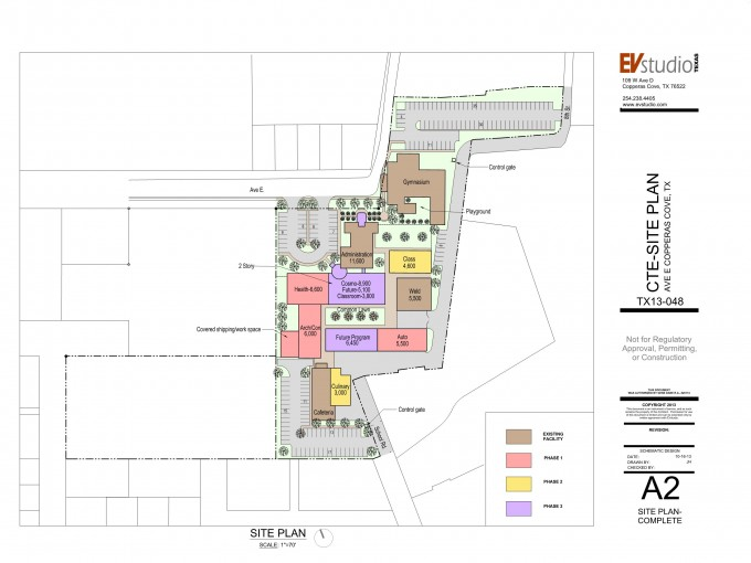 Site Plan Complete
