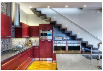 Kitchen Stair