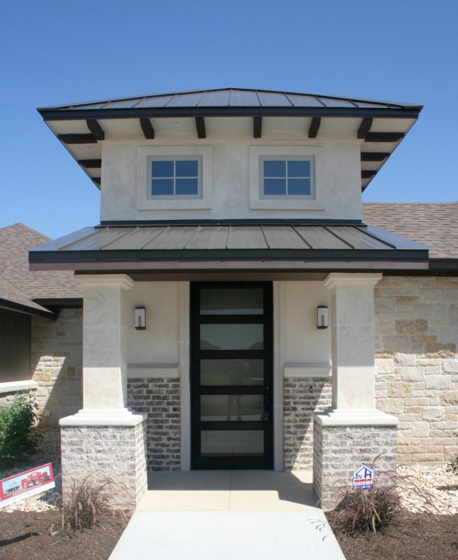 Construction is complete for ev studio parade of homes for Complete home construction