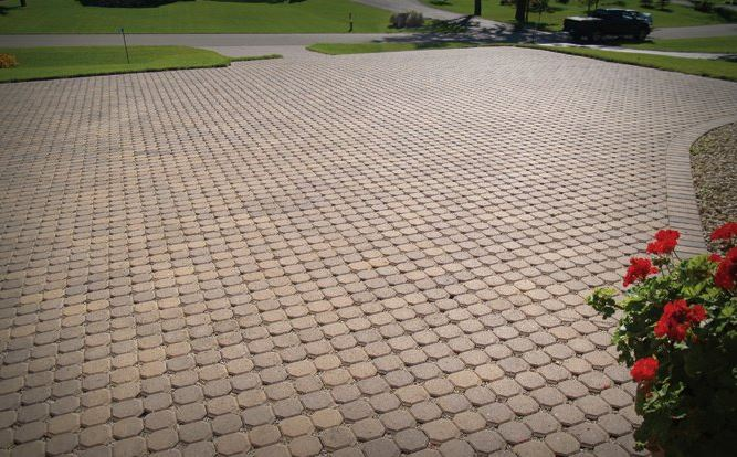 Benefits Of Permeable Interlocking Concrete Pavement Picp