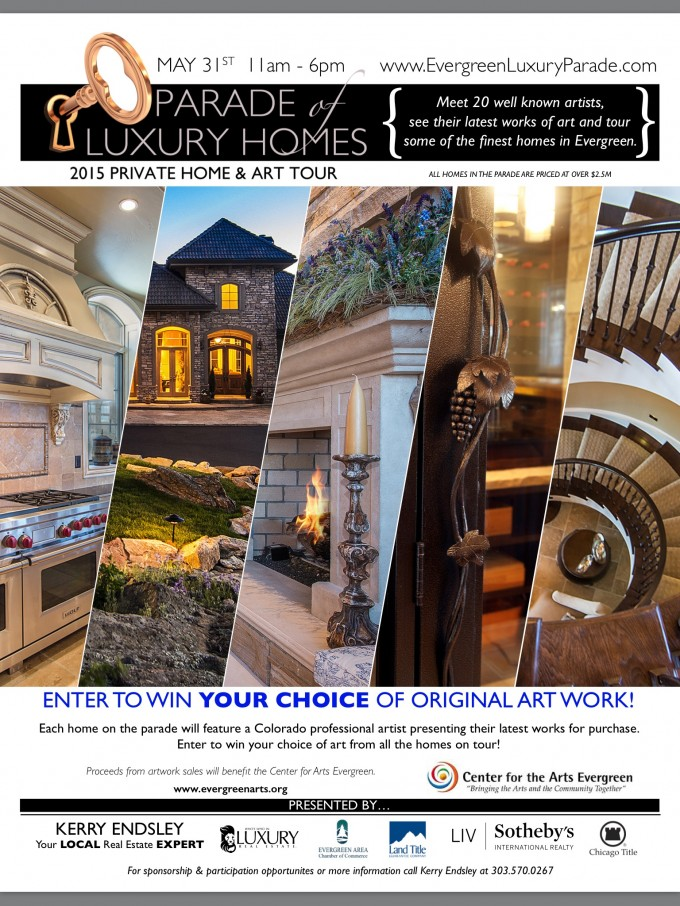 Parade of Luxury Homes Tour