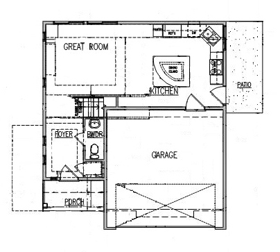 First Floor Elev. Option