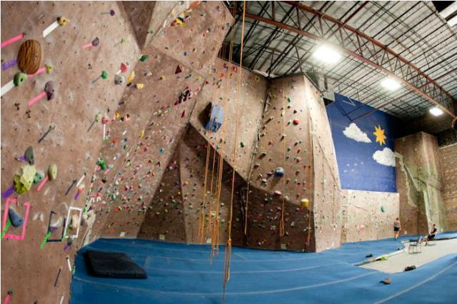 Construction Costs for a Climbing Gym in Colorado — EVstudio ...