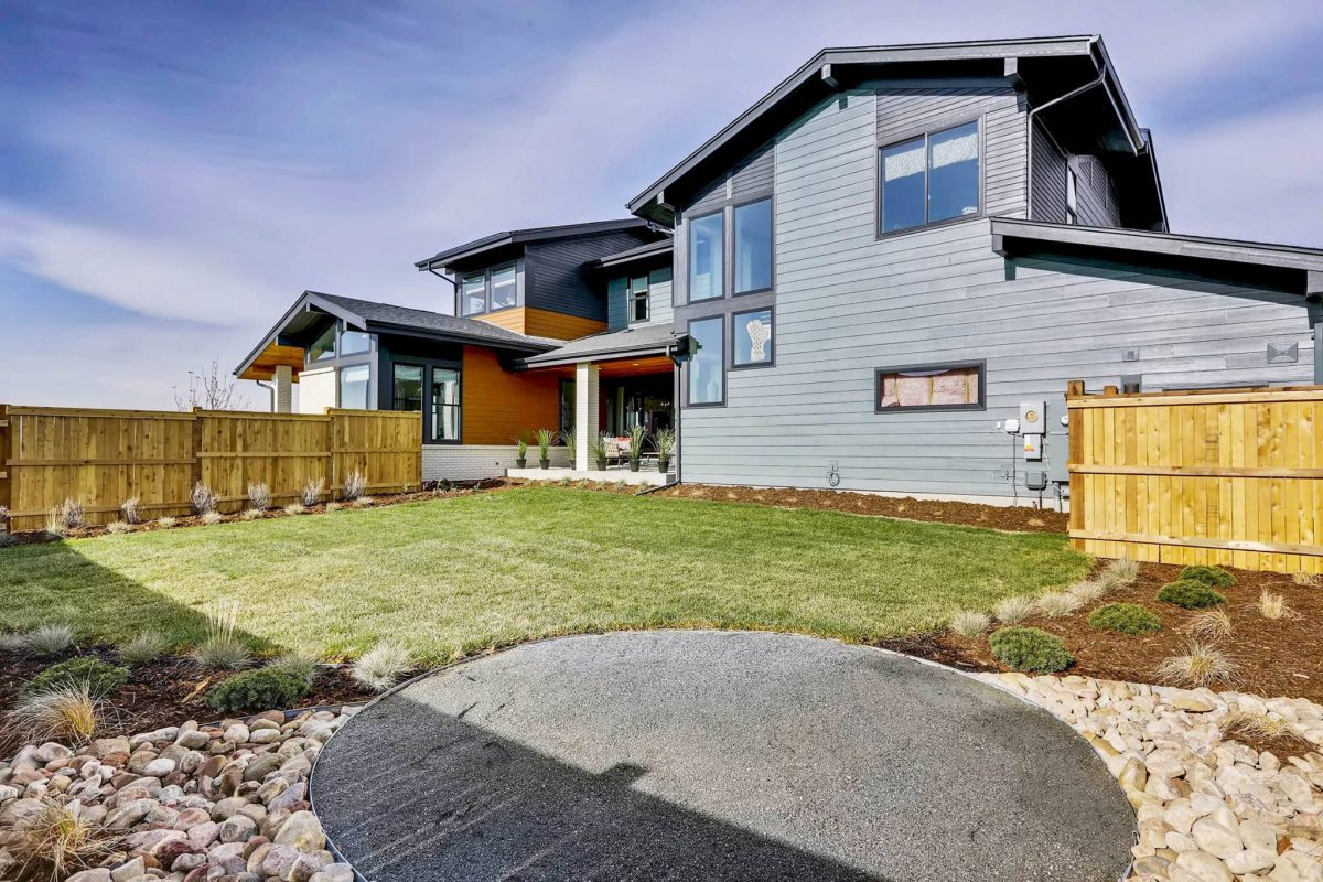 Evstudio and the 2017 home builder of the year evstudio for Thrive homes denver