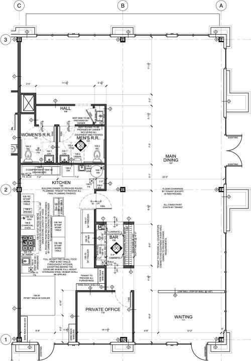 tenant-improvement-restaurant-floor-plan
