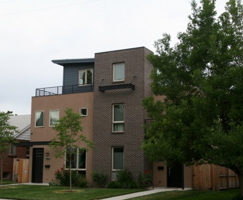 DeBruin Denver Duplex Front small