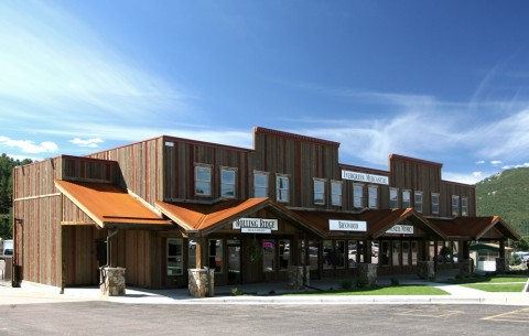 Evergreen Merchantile Building s