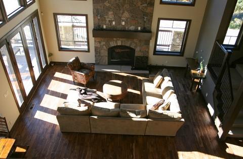 Colorado Living Room Sun