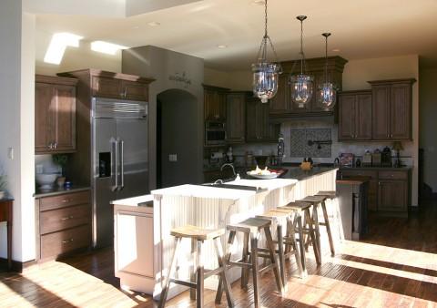 Custom Kitchen Cabinet Styles