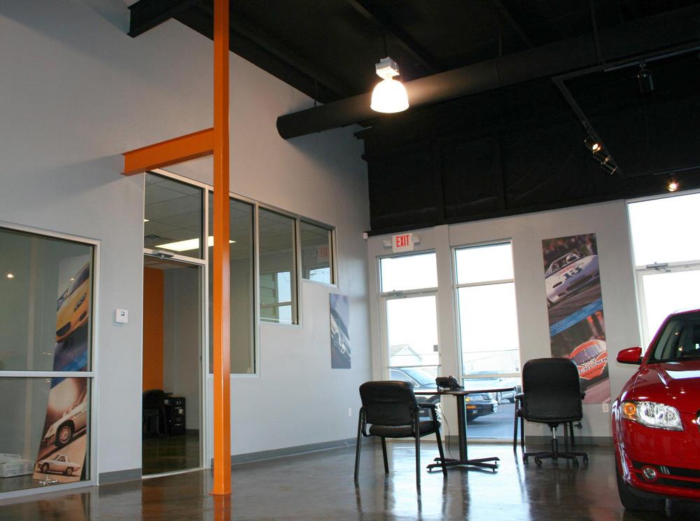 Car Dealerships In Killeen Tx >> Dennis Eakin Dealership Design in Killeen and Belton, TX - EVstudio