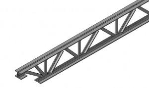 Structural Engineering Steel Roof or Floor Joist