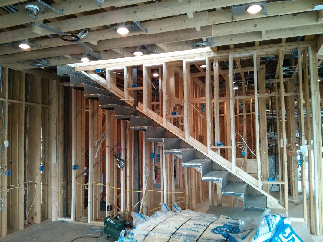 Cantilever Stair Full