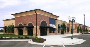 Architecture Retail Commercial CHOP