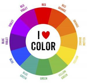 Architecture Interior Design Tertiary Color Wheel