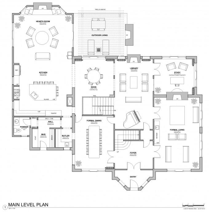 Olive Main Floor