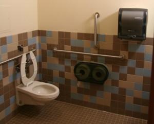 Univeristy of Denver Fischer Learning Bathroom