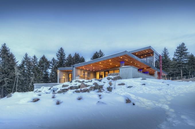 Architecture Engineering Residential Custom Hege
