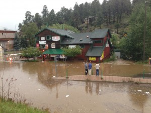 Evergreen Colorado Flooding 2013