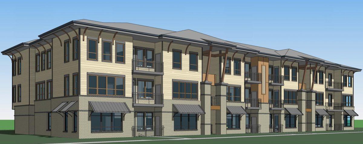 Multi-Family Apartments in Colorado Springs — EVstudio, Architect Engineer Denver Evergreen ...