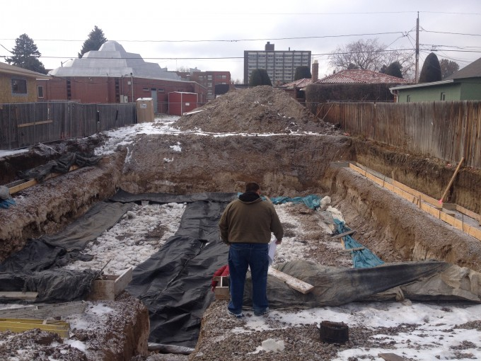 Footing Inspection for Urban houses
