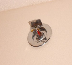 Architecture Wall Sprinkler