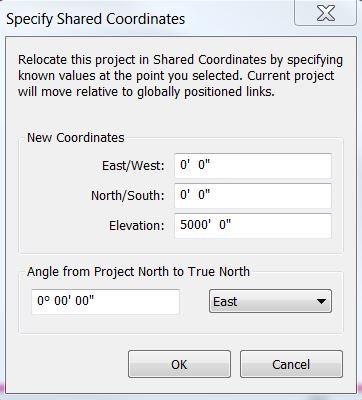 02b Specify Survey Point Coordinates