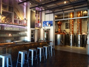 Architecture Commercial Restaurant Whiskey Distillery