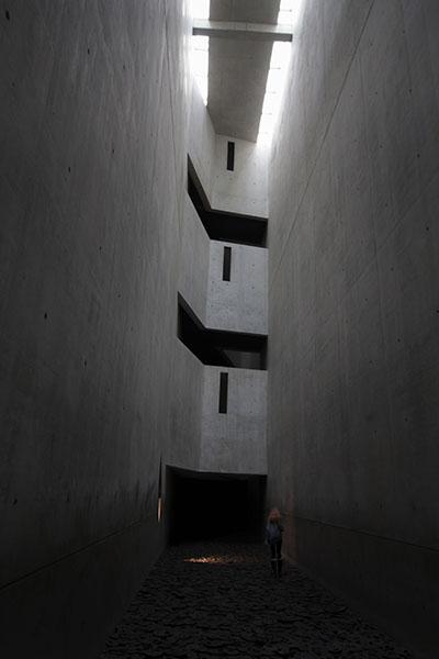 Berlin Jewish Museum, Ben Feicht