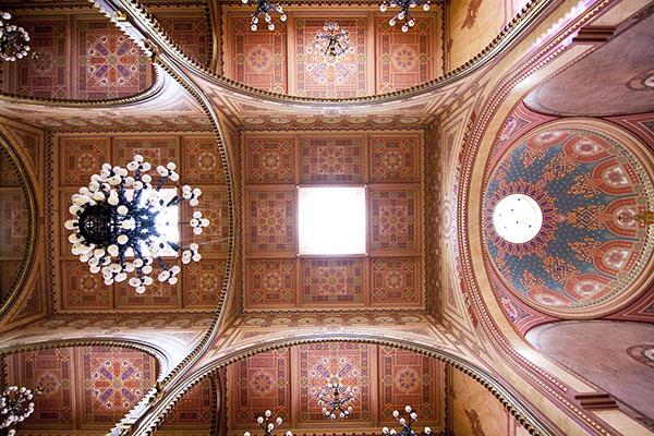 Dohány Street Synagogue, Ben Feicht