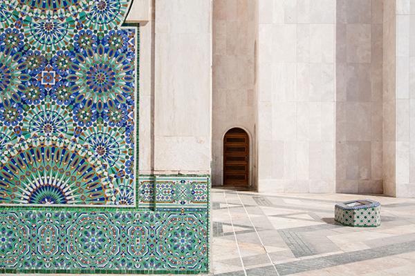 Hassan II Mosque, Ben Feicht