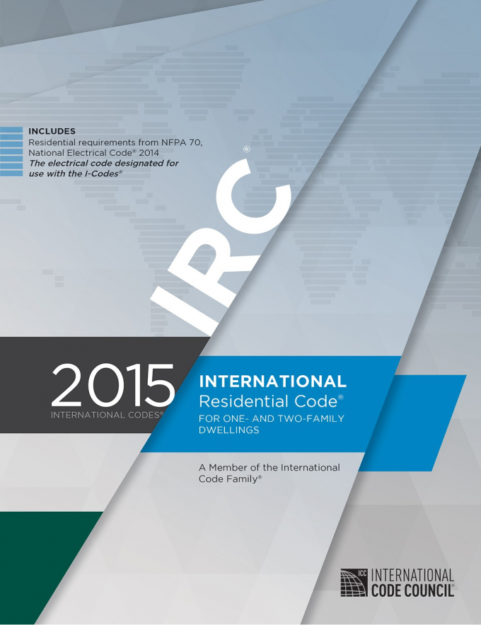 IRC 2015 Cover
