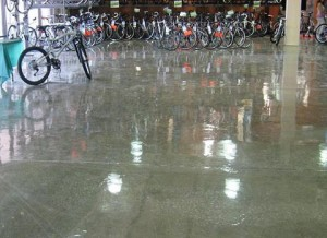 Structural Engineering Epoxy Floor Coating