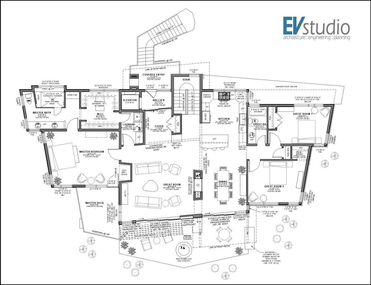 Mountain architecture floor plans thefloors co for Mountain architecture floor plans