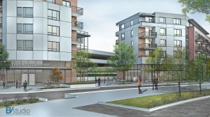Architecture Engineering Multifamily Westminster TOD