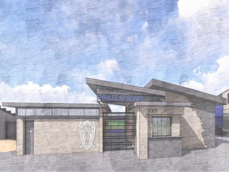 Architecture K-12 Englewood High School