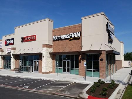 Architecture Commercial Retail TI