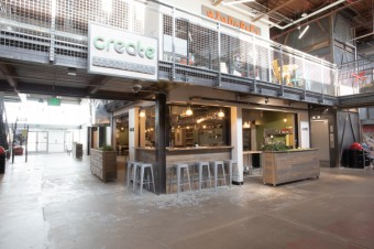 Architecture Egineering Restaurant Retail TI Create Cooking