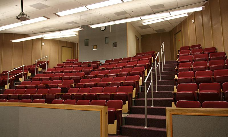 University of Denver Boettcher Auditorium