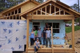 EVstudio Habitat for Humanity Build
