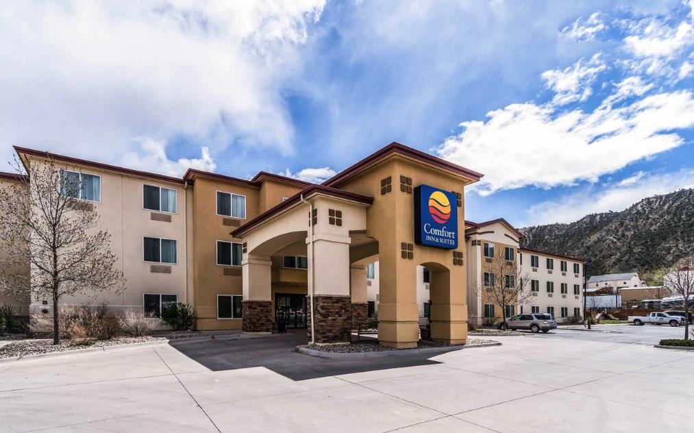 Architecture Hospitality Comfort Inn