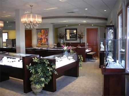 Architecture Retail TI Daniel Diamonds