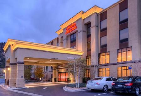Architecture Hospitality Hampton Inn